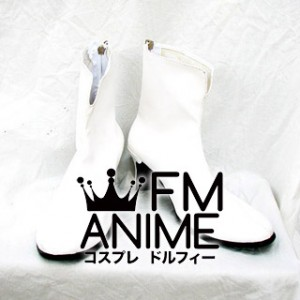 Mobile Suit Gundam SEED Lacus Clyne Cosplay Shoes Boots (Figure Version)