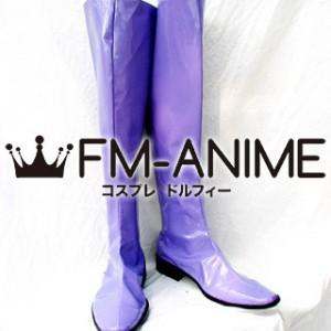 Mobile Suit Gundam Gihren Zabi Cosplay Shoes Boots