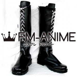 Final Fantasy X-2 Yuna Cosplay Shoes Boots
