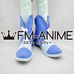 Yes! PreCure 5 Karen Minazuki (Cure Aqua) Cosplay Shoes Boots