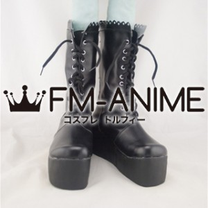 Final Fantasy VIII Rinoa Cosplay Shoes Boots