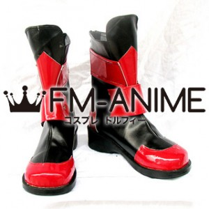 Magical Girl Lyrical Nanoha A's Vita Cosplay Shoes Boots