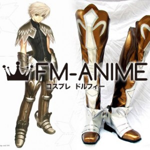 Shining Wind Kaito Kiriya Cosplay Shoes Boots