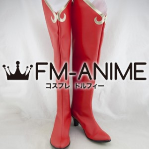 Phoenix Wright: Ace Attorney Justice for All Turnabout Big Top Regina Berry Cosplay Shoes Boots