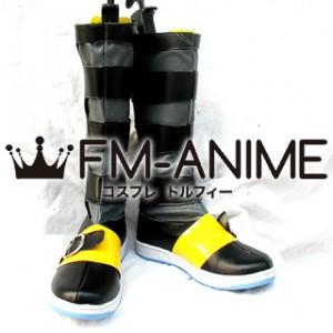 Final Fantasy VII Yuffie Kisaragi Cosplay Shoes Boots