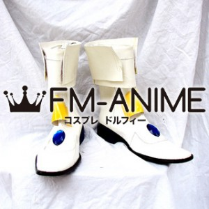 Magical Girl Lyrical Nanoha Nanoha Takamachi Cosplay Shoes Boots