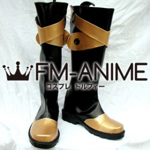 D.Gray-man Cross Marian Cosplay Shoes Boots