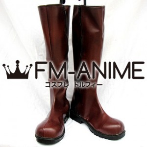 Axis Powers Hetalia Arthur Kirkland (England) / Felix Lukasiewicz (Poland) Cosplay Shoes Boots