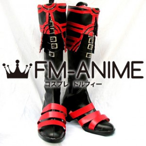 .hack//G.U Haseo Cosplay Shoes Boots