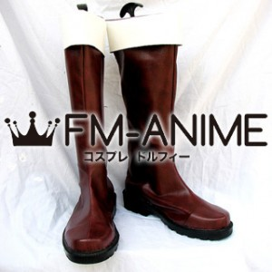 Axis Powers Hetalia Ludwig Beilschmidt (Germany) / Romano Vargas (South Italy) Cosplay Shoes Boots