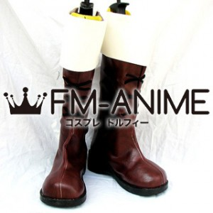 Axis Powers Hetalia Vash Zwingli (Switzerland) Cosplay Shoes Boots