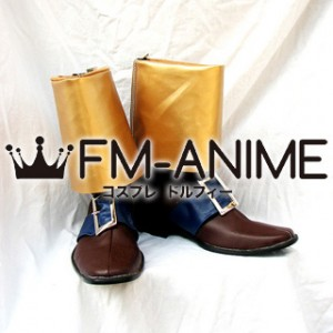 Castlevania Richter Belmont Cosplay Shoes Boots
