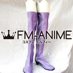 Macross Frontier Klan Klan Cosplay Shoes Boots