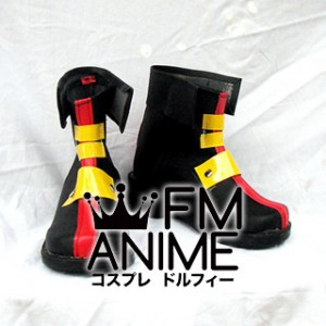 Magical Girl Lyrical Nanoha StrikerS Teana Lanster Cosplay Shoes Boots