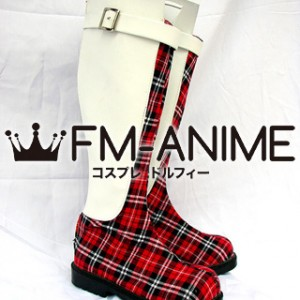 Ludwig Kakumei Gretel Cosplay Shoes Boots