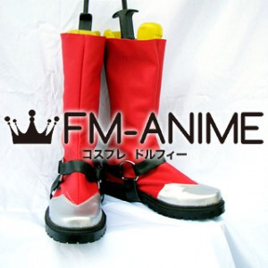 BlazBlue Ragna the Bloodedge Cosplay Shoes Boots
