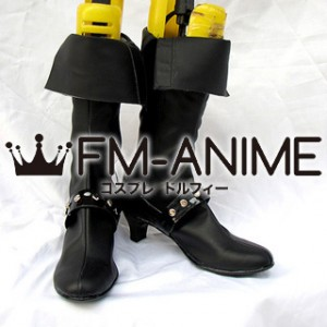 Final Fantasy X-2 Paine Cosplay Shoes Boots