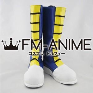 Bakusou Kyoudai Let's & Go!! Go Seiba Cosplay Shoes Boots