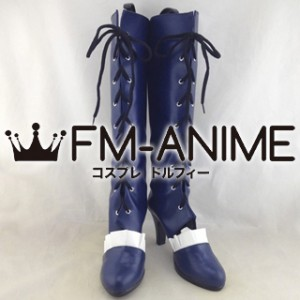 Pandora Hearts Alice Devil Punk Cosplay Shoes Boots (CH.07)