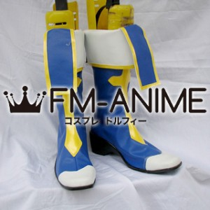 BlazBlue Noel Vermillion Cosplay Shoes Boots