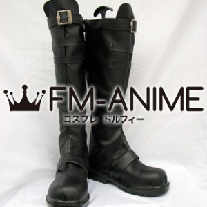 07-Ghost Mikage Cosplay Shoes Boots