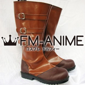 Devil May Cry 4 Nero Cosplay Shoes Boots