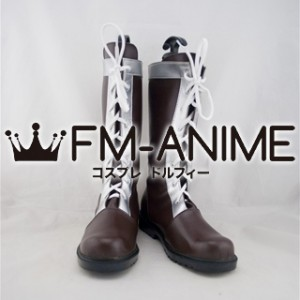 Kara no Kyoukai Shiki Ryogi Cosplay Shoes Boots