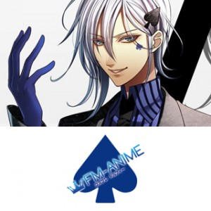 Amnesia Ikki Cosplay Tattoo Stickers