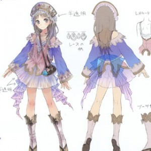 Atelier Totori: The Adventurer of Arland Totooria Helmold Cosplay Costume