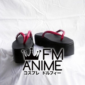 Record of Agarest War Yayoi Cosplay Shoes