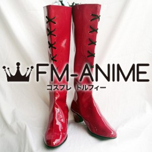 Castlevania: Harmony of Dissonance Lydie Erlanger Cosplay Shoes Boots