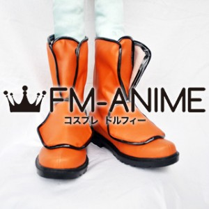 Guilty Gear XX Accent Core May Cosplay Shoes Boots