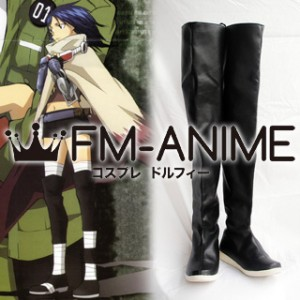 Hitman Reborn! Lal Mirch Cosplay Shoes Boots