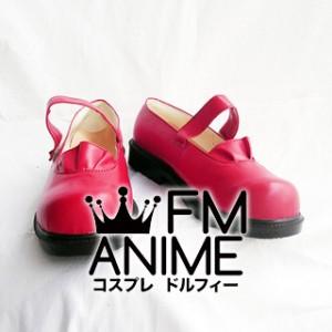 Okami-san Ringo Akai Cosplay Shoes