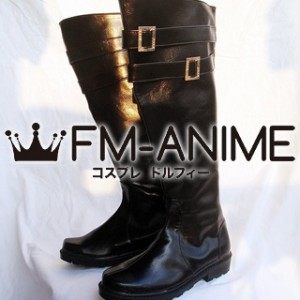 Final Fantasy VII Genesis Rhapsodos Cosplay Shoes Boots