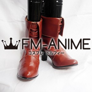 Shining Tears Elwing Cosplay Shoes Boots