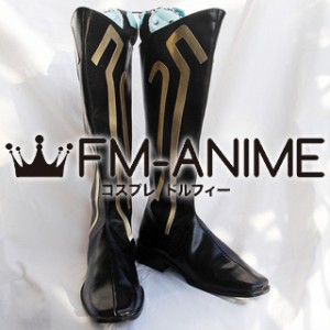 Legends of the Three Kingdoms Gan Ning Cosplay Shoes Boots