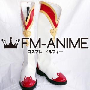 Koihime Musou Kada Genka Cosplay Shoes Boots (Anime Version)