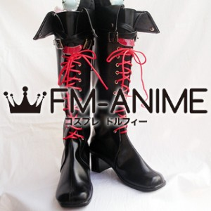 Zaregoto Series Zerozaki Hitoshiki Cosplay Shoes Boots