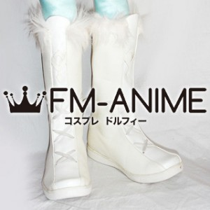 Mabinogi Genius (Male) Cosplay Shoes Boots