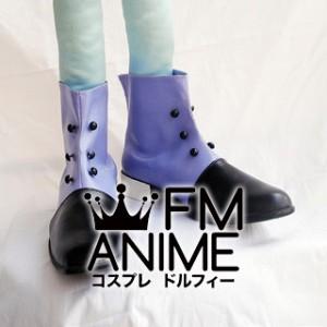 Katanagatari Emonzaemon Soda Cosplay Shoes Boots