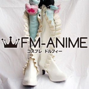Rumble Roses Superstar Heel Cosplay Shoes Boots