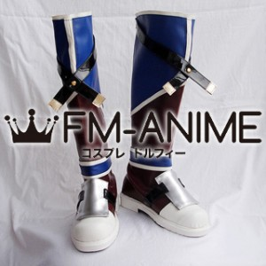 Battle Goddess Verita Celica Sylphil Cosplay Shoes Boots