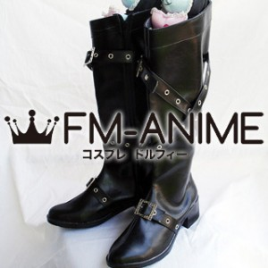 Parasite Eve 3: The Third Birthday Aya Brea Cosplay Shoes Boots
