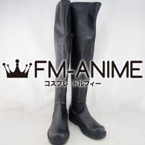 Attack on Titan Corps Military Uniform Cosplay Shoes Boots (Comic Version)