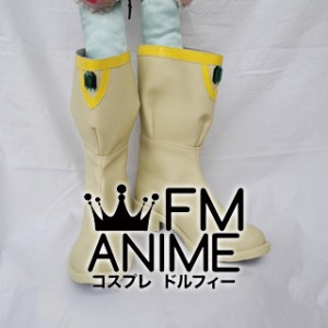 Magic Knight Rayearth Fuu Hououji Cosplay Shoes Boots