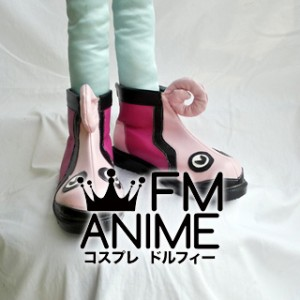 Queen's Blade Melona Cosplay Shoes Boots
