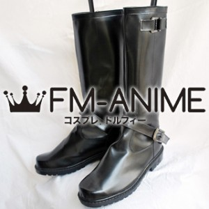 Final Fantasy XIII Sazh Katzroy Cosplay Shoes Boots
