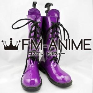 Uta no Prince-sama Syo Kurusu Cosplay Shoes Boots (Military Uniform Version)