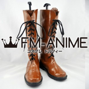 Touhou Project (Koumajou Densetsu) Alice Margatroid Cosplay Shoes Boots